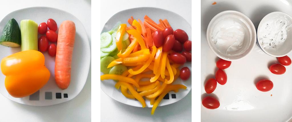 Gemüse-Eule