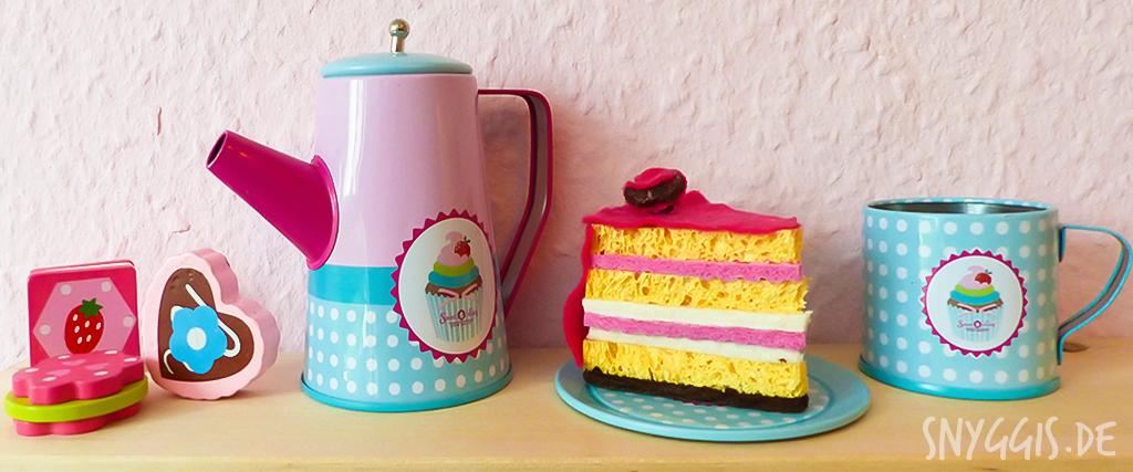 Kuchen für die Kinderküche