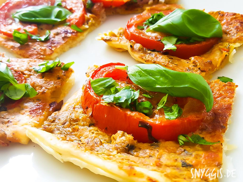 Tomaten Basilikum Häppchen