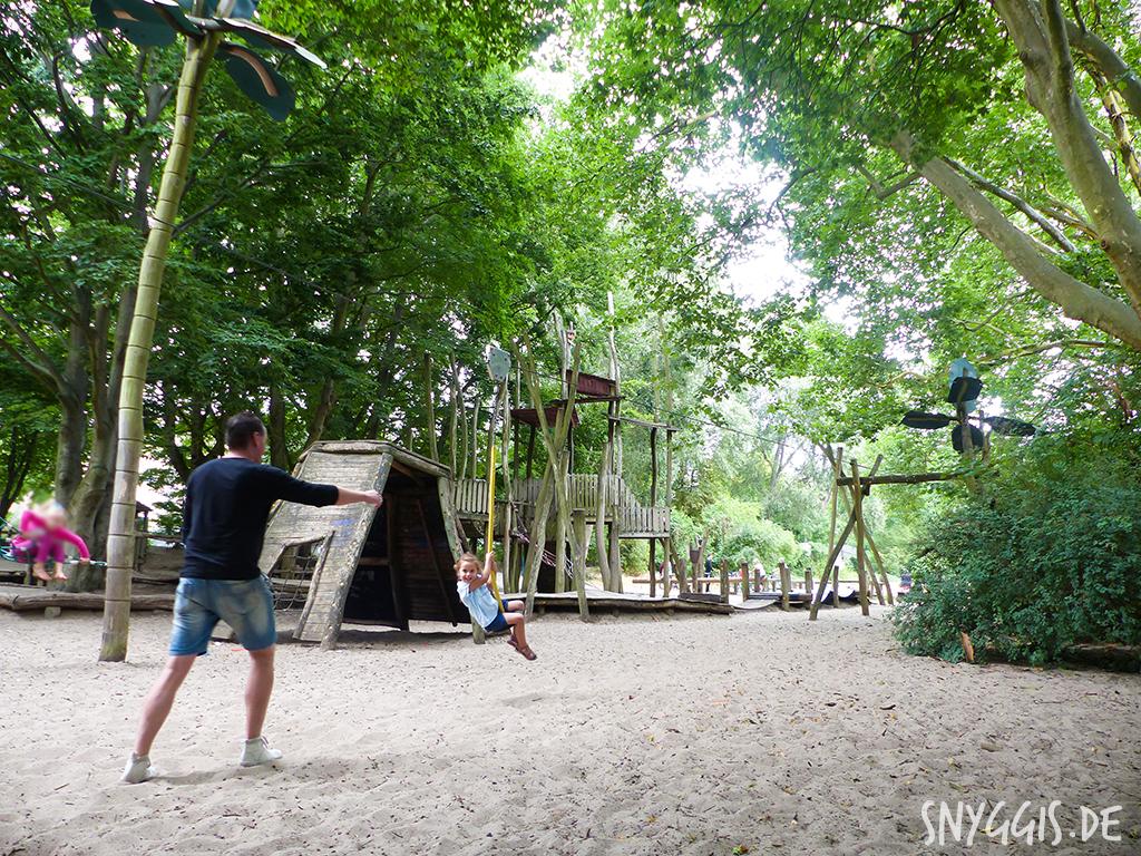 Dschungelspielplatz
