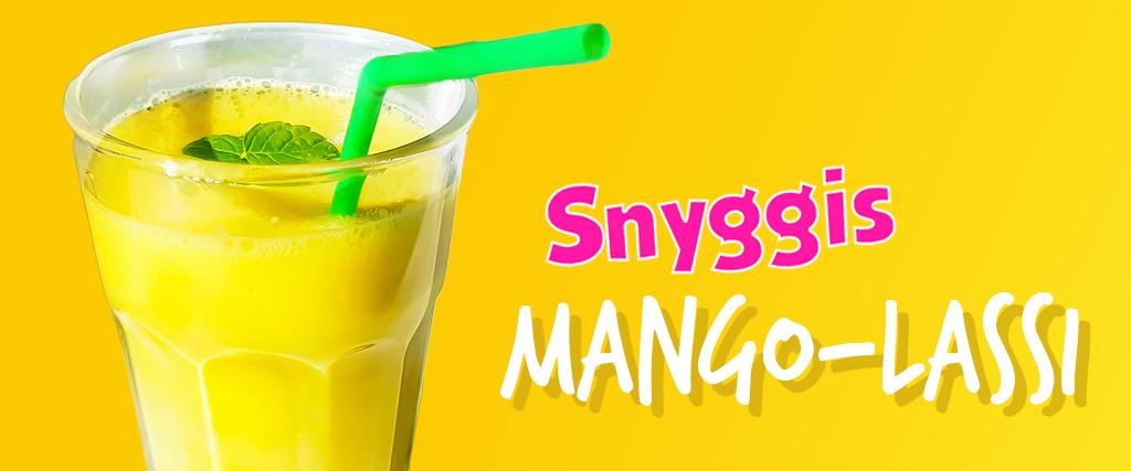 Snyggis Mango Lassi
