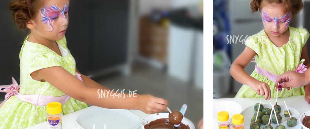 Cakepops machen