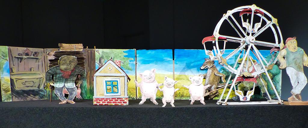 Theater oN - Die 3 kleinen Schweinchen