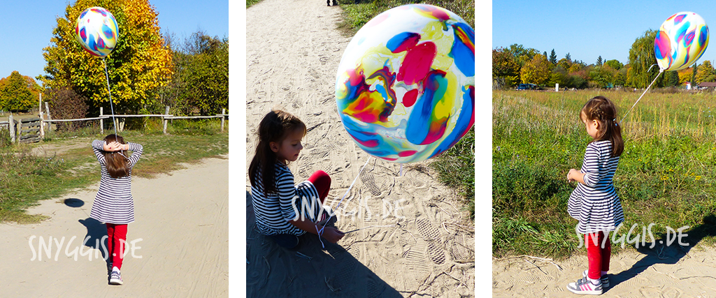 toller Luftballon