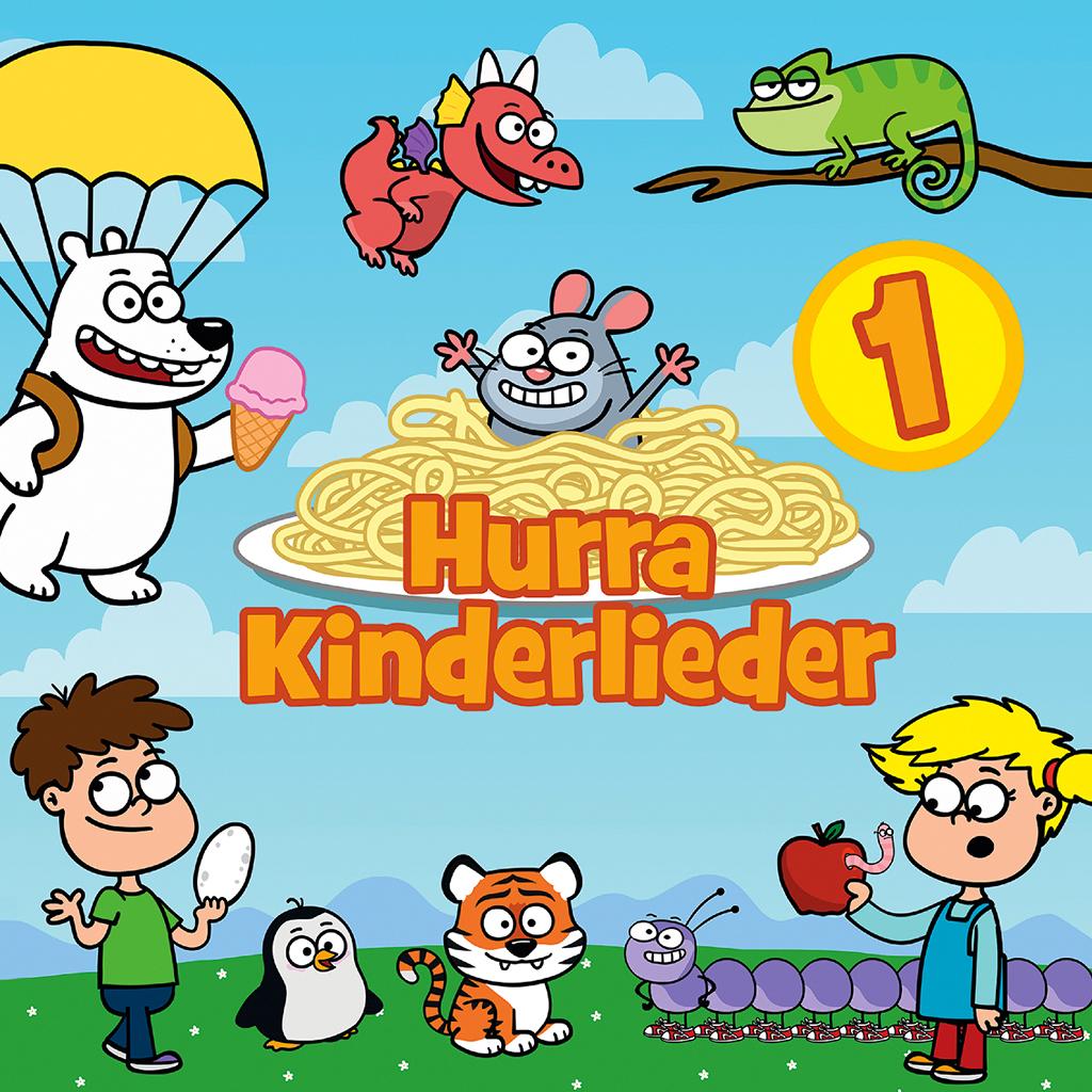 HURRA Kinderlieder