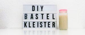 Kleister DIY