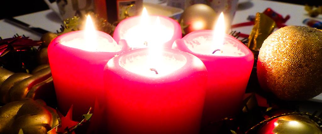 Viertes Adventswochenende