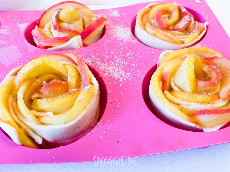 in die Muffin Förmchen