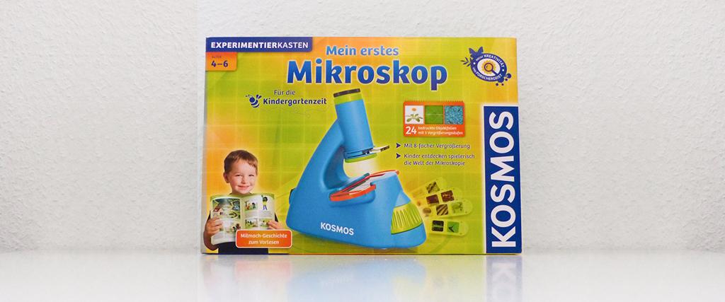 Mein erstes Mikroskop