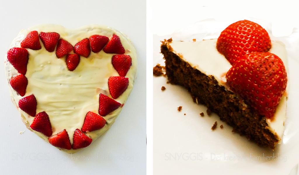 Fertig ist der Kuchen
