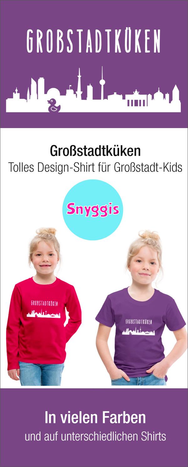 Großstadtküken Shirt-Design