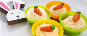 Möhrchen-Muffins
