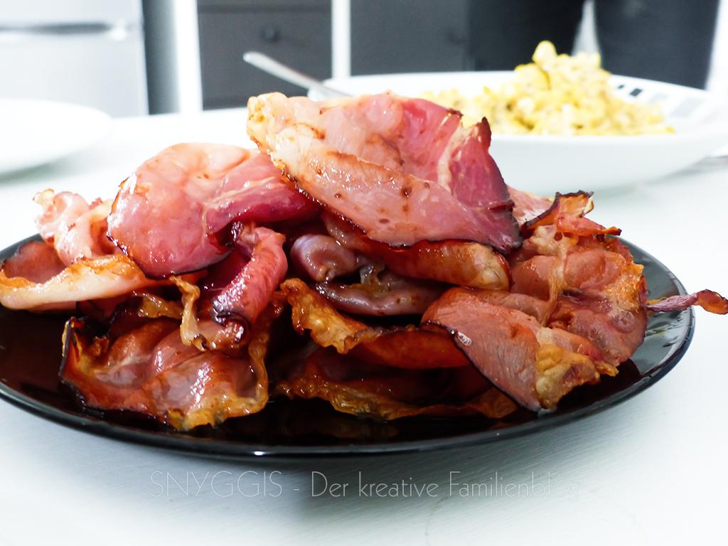 Samstag Frühstück