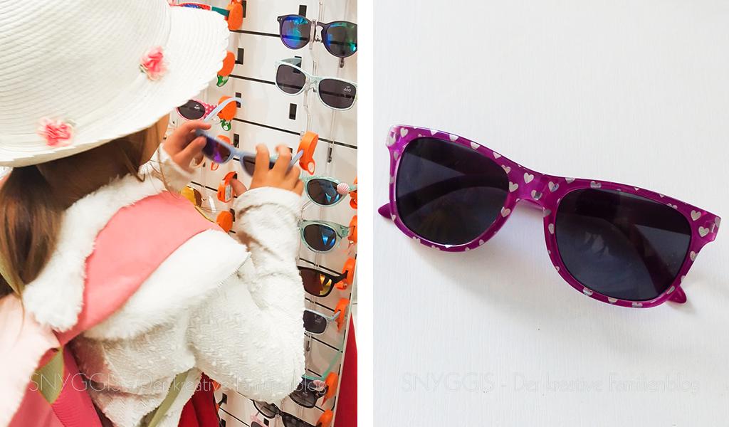 Sonnenbrillenkauf