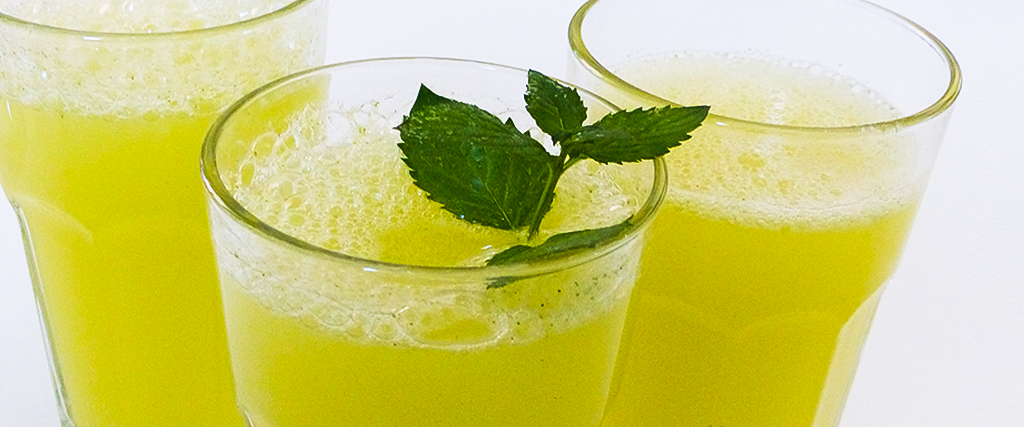 Mango Minz Limonade