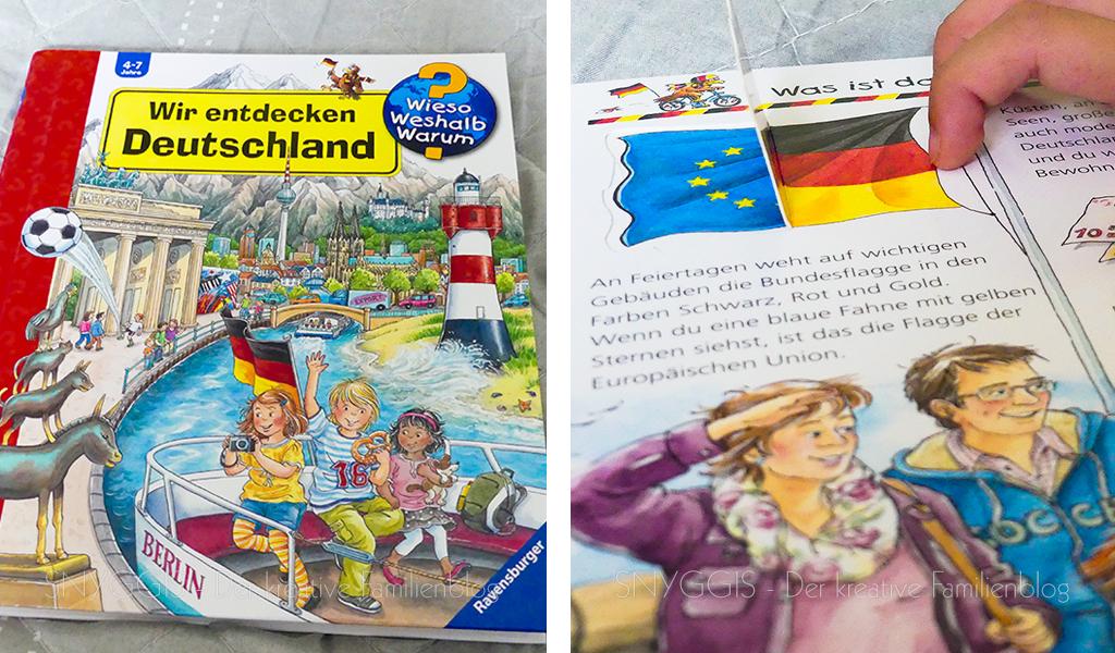 Wir entdecken Deutschland - Ravensburger