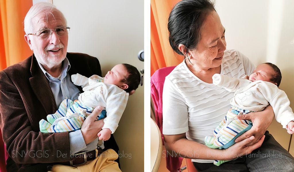 Besuch Nach Geburt