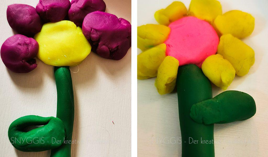 Blumen-aus-Knete