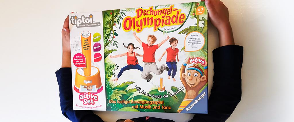 Ravensburger Dschungelolympiade
