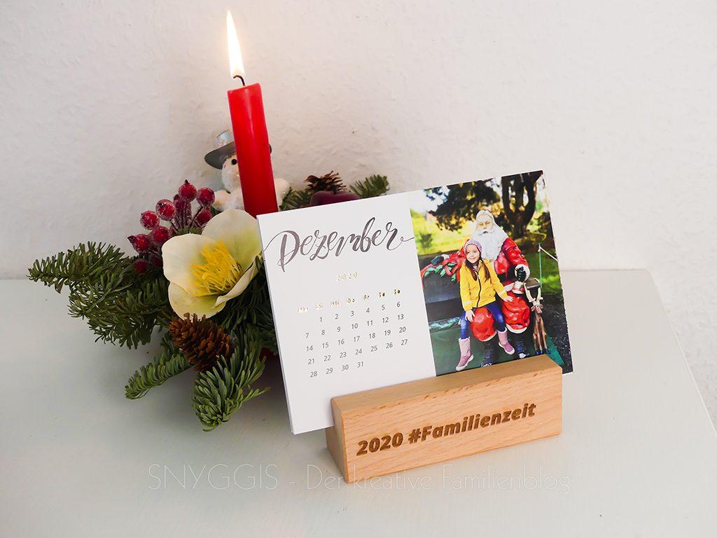 Tischkalender von sentmoments