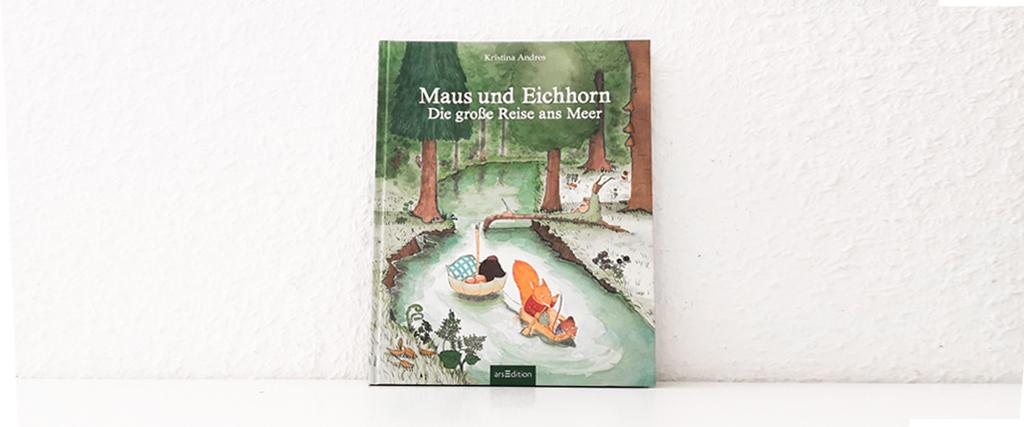 Maus und Eichhorn - Die große Reise ans Meer