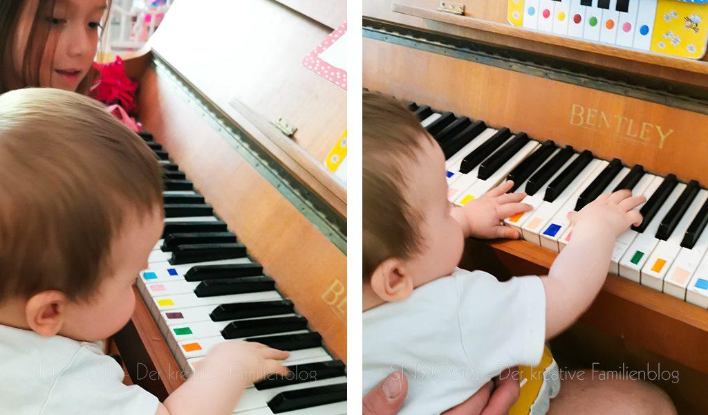 Klavier-spielen
