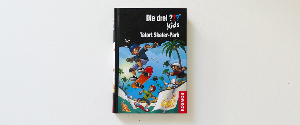 Die Drei ??? Kids Skaerpark