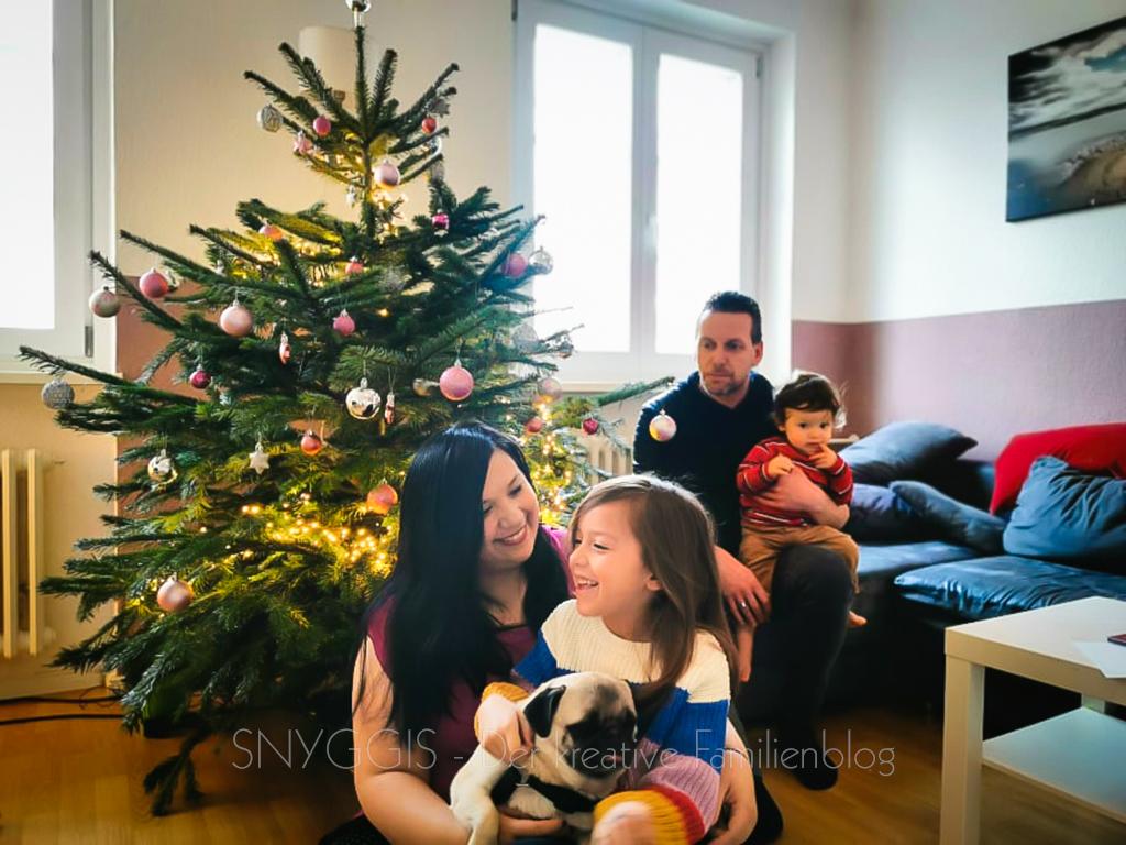 Familienselfie