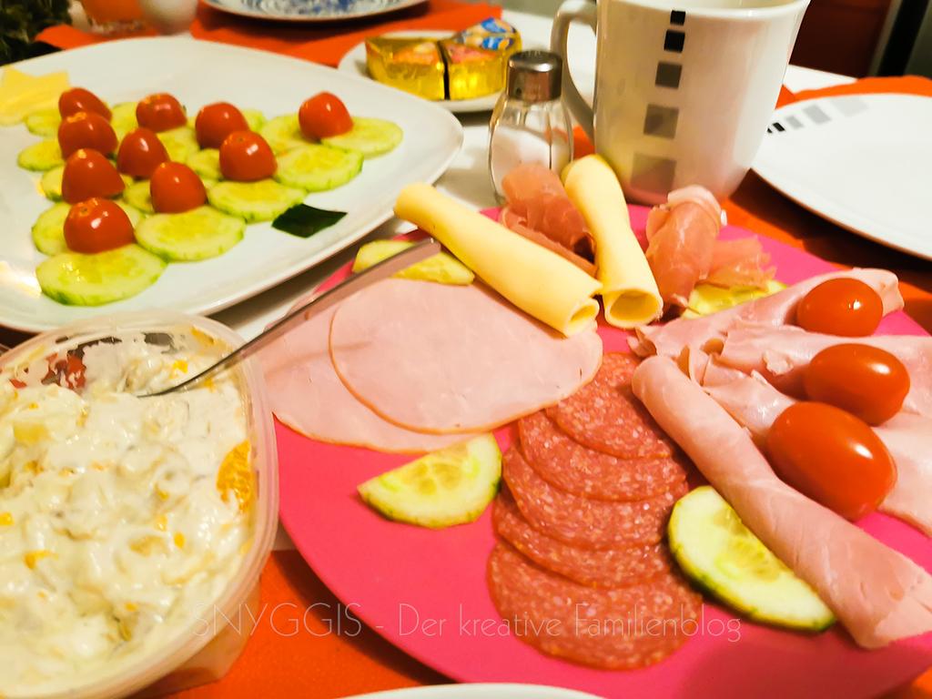 Frühstück-Freitag