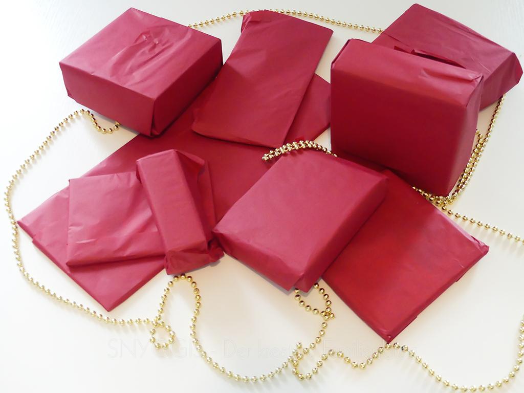 Produkte-auspacken