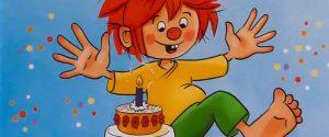 Pumuckl feiert Geburtstag