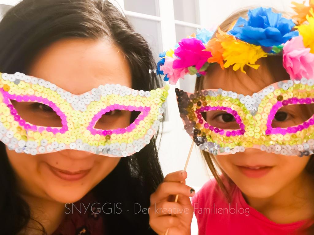 venizianische Masken