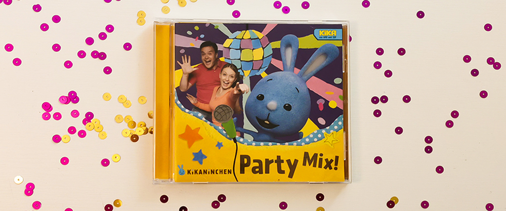 Party Mix - Kikaninchen
