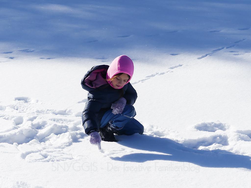 in-den-Schnee-malen