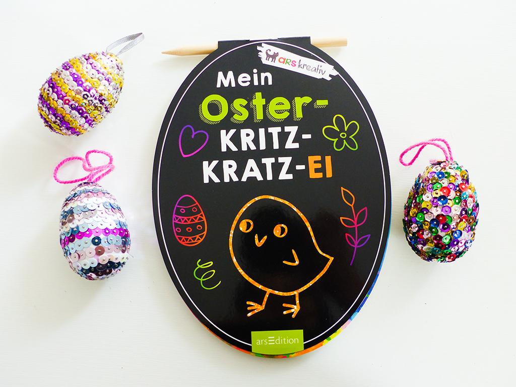 Kritzkratz-Ei