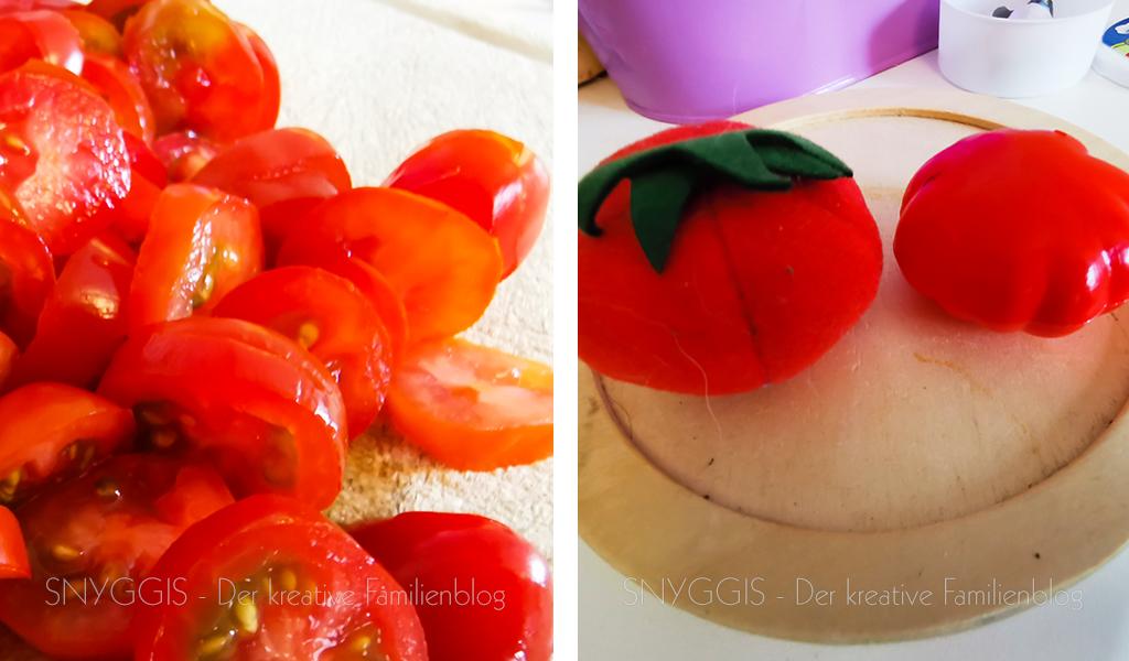 Tomaten-schneiden