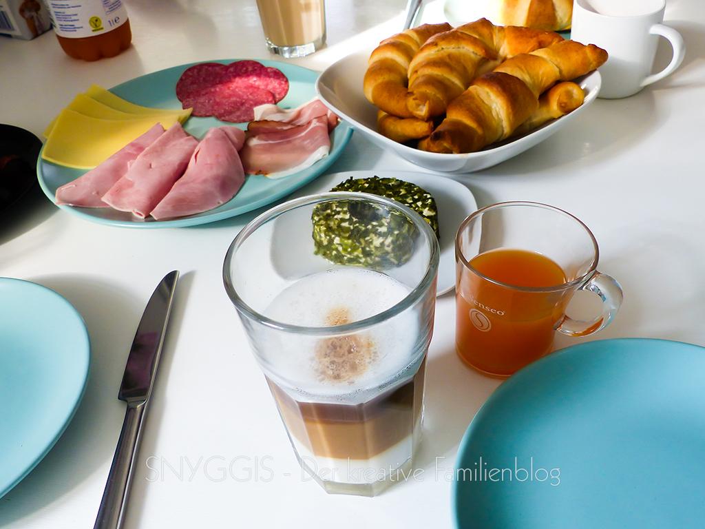 Frühstück-Sonntag