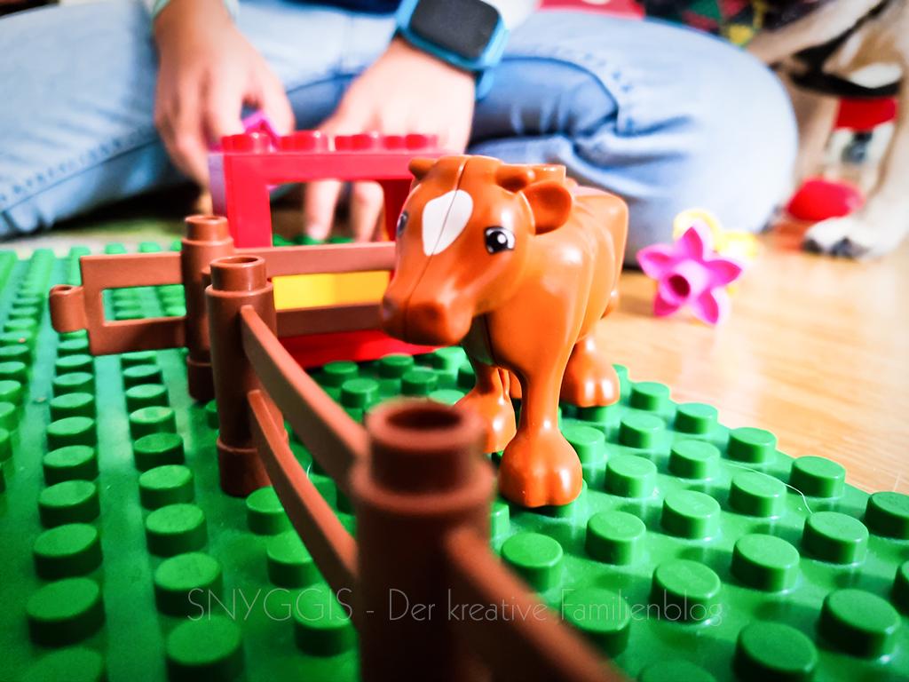 Lego-spielen