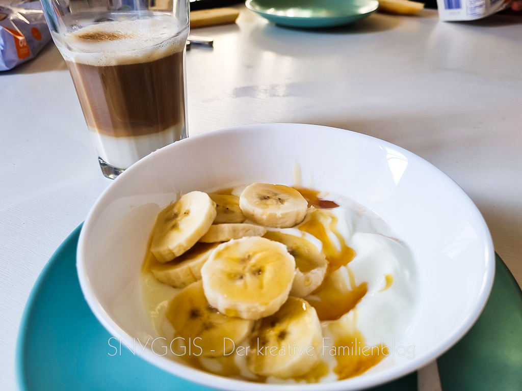 Samstag-Frühstück